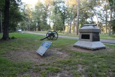 Battery C, 1st Ohio Light Artillery Monument image. Click for full size.
