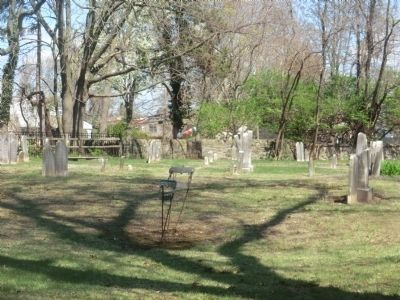 Pennepack Baptist Church Cemetery image. Click for full size.
