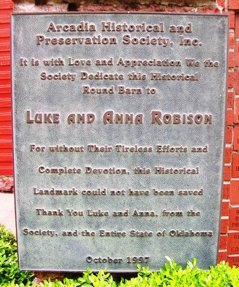 Luke and Anna Robison Marker