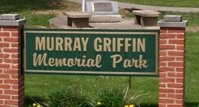 Murray Griffin Memorial Park image. Click for full size.