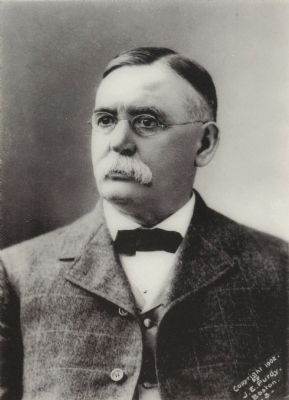 Senator Thomas Patterson image. Click for full size.