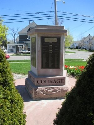 Courage image. Click for full size.