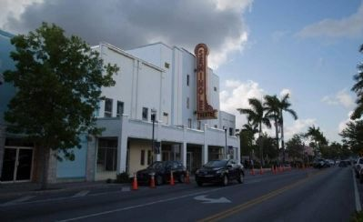 The Seminole Theater image. Click for full size.