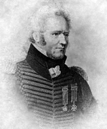 Lieutenant Colonel Charles-Michel d'Irumberry de Salaberry image. Click for full size.