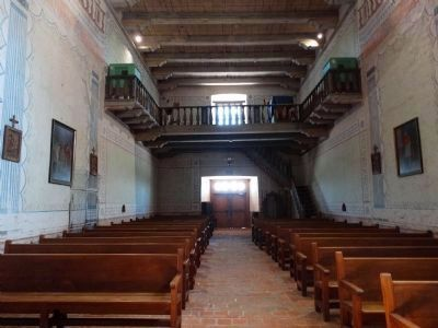 Mission San Miguel Arcangel Church image. Click for full size.