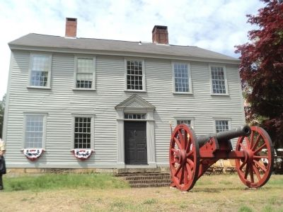 The General Nathanael Greene Homestead image. Click for full size.