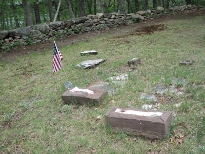 The Nathanael Greene Homestead Cemetery image. Click for full size.
