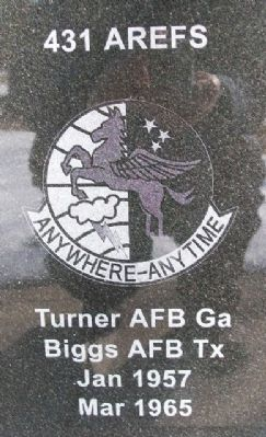 TAC Tankers Association Memorial Marker image. Click for full size.
