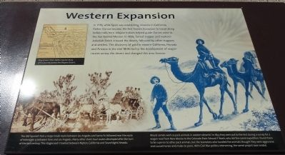 Western Expansion Marker image. Click for full size.
