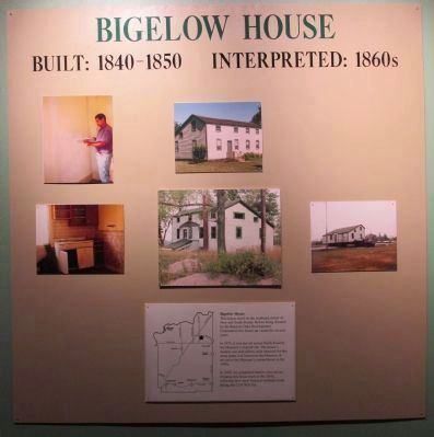 Bigelow House Display image. Click for full size.