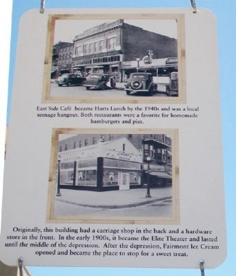 South Jefferson Avenue Businesses Marker image. Click for full size.