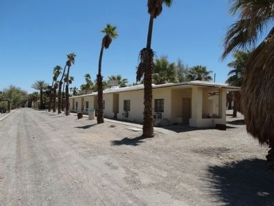 Zzyzx Mineral Springs bungalows image. Click for full size.