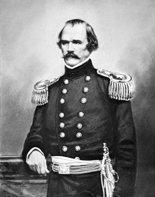 General Albert Sidney Johnston image. Click for full size.