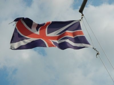 The Royal Union Flag Marker image. Click for full size.