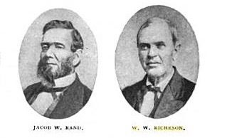 Jacob W. Rand and W. W. Richeson image. Click for full size.