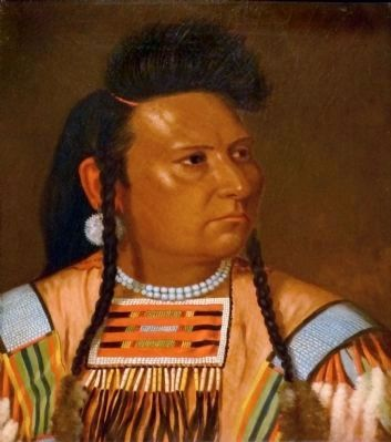 Chief Joseph image. Click for full size.