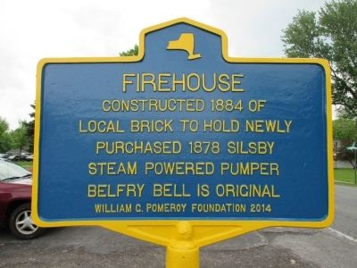 Firehouse Marker image. Click for full size.