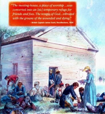 The Old Methodist Meetinghouse image. Click for full size.