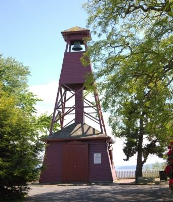 Fire Bell Tower image. Click for full size.