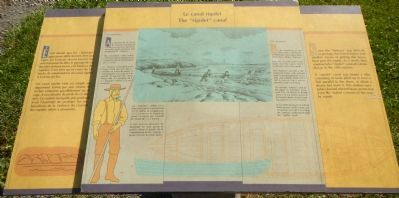"The ""rigolet"" canal Marker image. Click for full size."