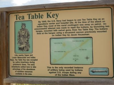 Tea Table Key image. Click for full size.