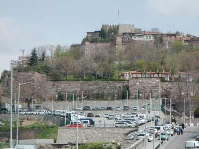 Ankara Citadel image. Click for full size.