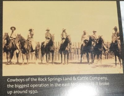 Ranching and Mining Marker image. Click for full size.
