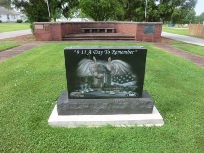 Taneytown Memorial Park-9/11 A Day to Remember image. Click for full size.