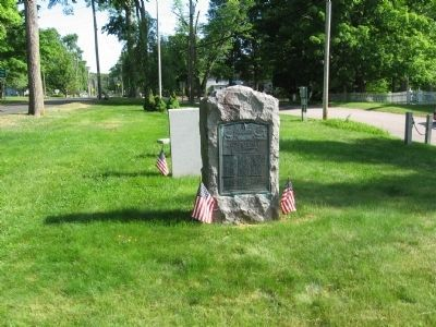 Roll of Honor Monument image. Click for full size.