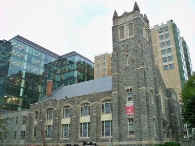Asbury United Methodist Church, Washington DC image. Click for full size.