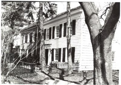 Bogertown House image. Click for full size.