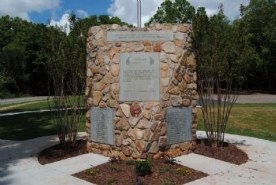 Vietnam Veterans Monument image. Click for full size.
