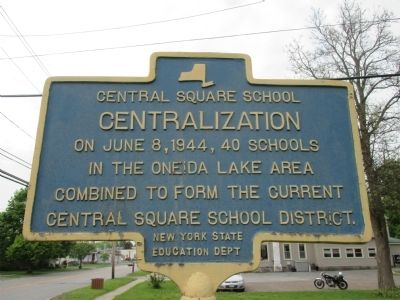 Centralization Marker image. Click for full size.