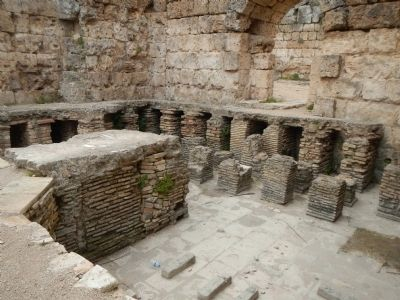Southern Baths, caldarium image. Click for full size.