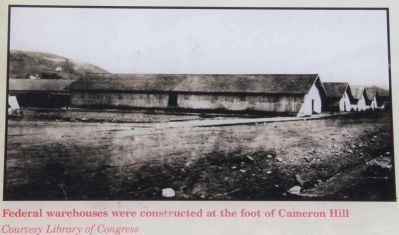 Cameron Hill Marker image. Click for full size.