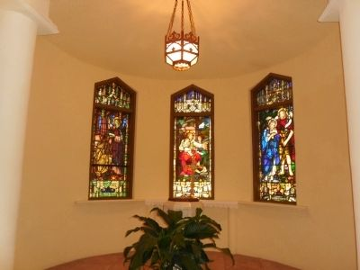 Church windows image. Click for full size.