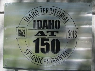 Rexburg Tabernacle Centennial 1912-2012 Marker image. Click for full size.