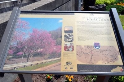 Redbud Capital of the World Marker image. Click for full size.
