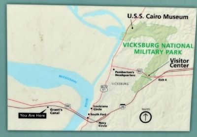 Vicksburg National Military Park image. Click for full size.