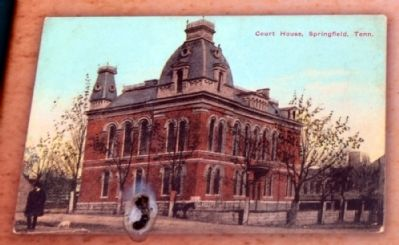 Third County Courthouse Built in 1879 image. Click for full size.