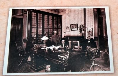 1910 Chancery Court Clerk Office image. Click for full size.