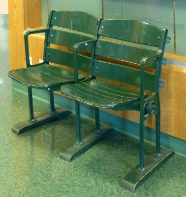 Stadium Seats<br>at Walter Johnson High School image. Click for full size.