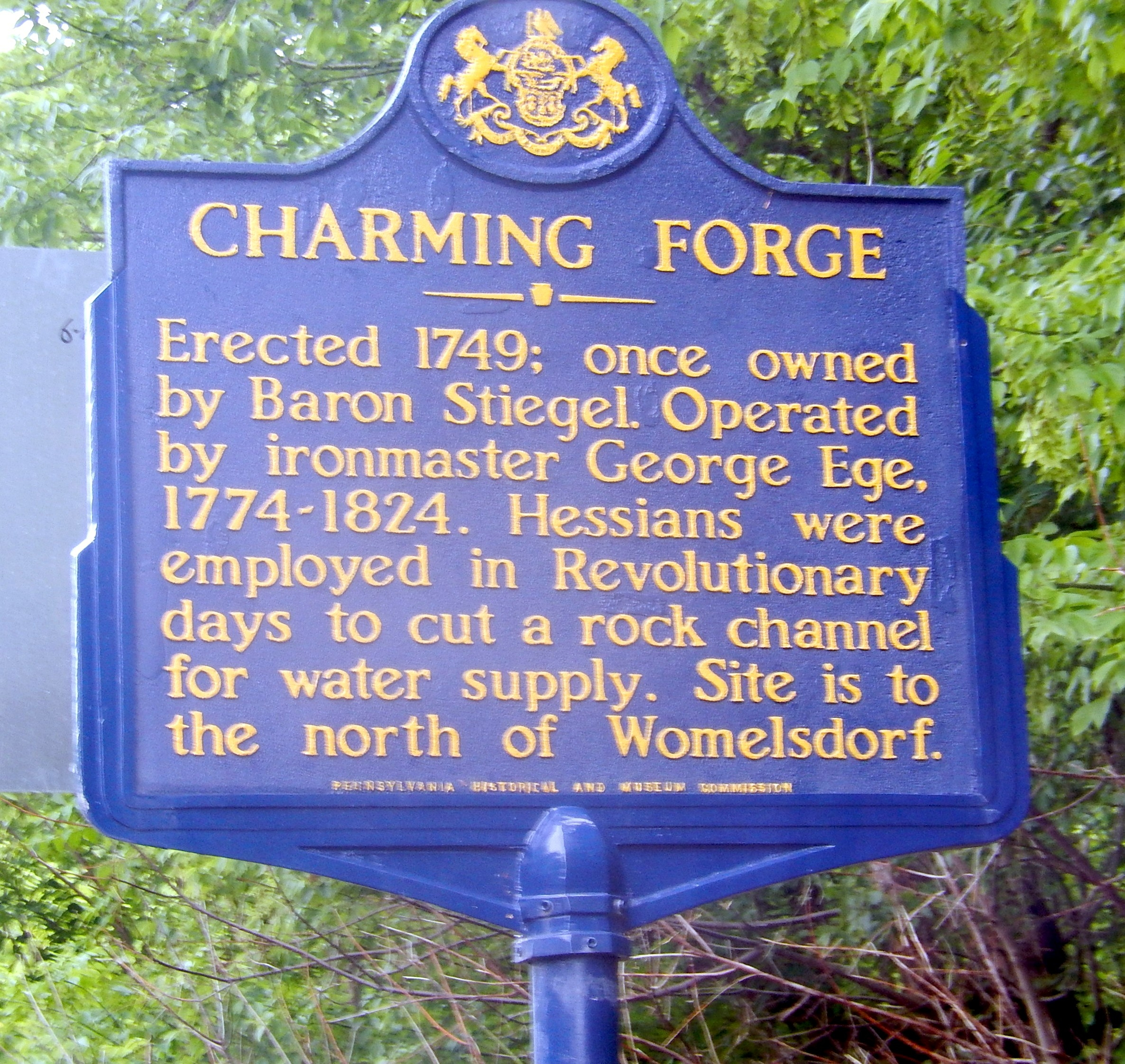 Charming Forge Marker