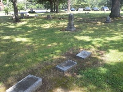 Mullins United Methodist Cemetery image. Click for full size.