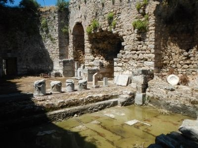 The Roman Bath image. Click for full size.