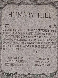 Hungry Hill Memorial image. Click for full size.