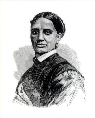 Elizabeth Keckly (Keckley) image. Click for full size.