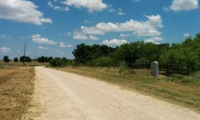 Port Sullivan Marker looking north on CR 259 image. Click for full size.