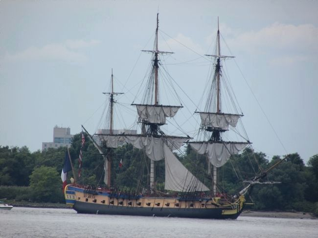 The Frigate Hermione image. Click for full size.