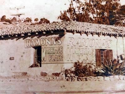 Ramona's Marriage Place image. Click for full size.
